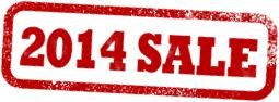 2014 Sale